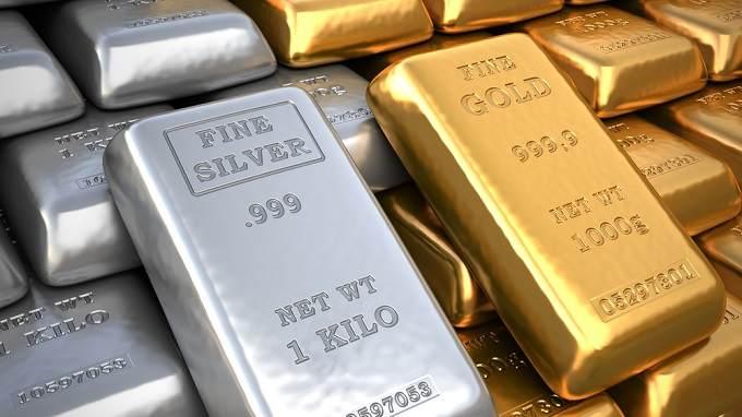 ezüst ár emelkedés